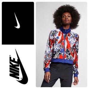 New Nike Ultra Femme Track Jacket Game Royal